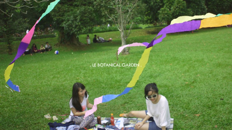 Le Botanical Garden