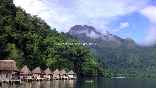 Ambon & Ora Beach, Seram Island (The Maluku Islands) 2014
