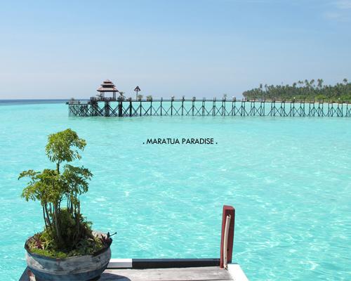 Maratua Paradise